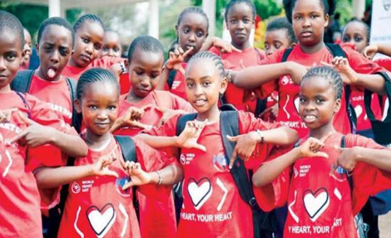 «قلبي... قلبك»... شعار اليوم العالمي للقلب 2019