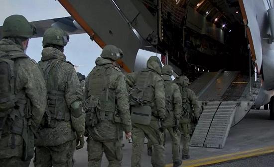 الخارجية الإيرانية: طهران مستعدة للمساعدة في نشر قوات حفظ السلام الروسية في قره باغ