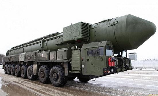"""روسيا تطلع مفتشين أمريكيين على صواريخ """"أسرع من الصوت"""""""