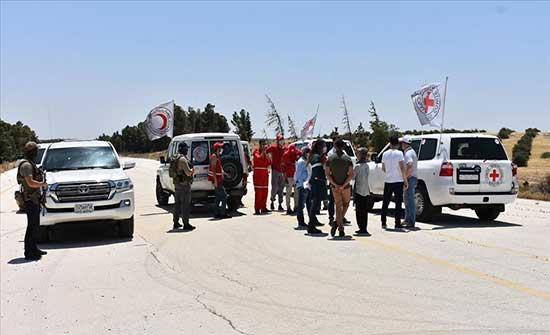 تبادل إطلاق سراح معتقلين بين المعارضة والنظام السوري