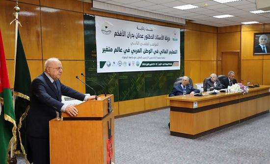 بدران: استقلالية الجامعات تساهم في بناء الثروة والقضاء على البطالة
