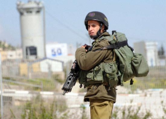 إصابة ضابط إسرائيلي بشظايا رصاصة قرب الحدود المصرية