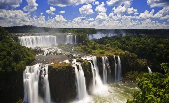أجمل الشلالات في العالم (صور و فيديو)