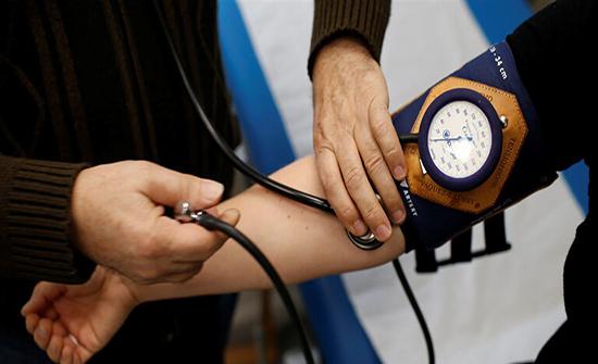 وصفة للتخلص من ارتفاع ضغط الدم ... 150 دقيقة رياضة في الاسبوع