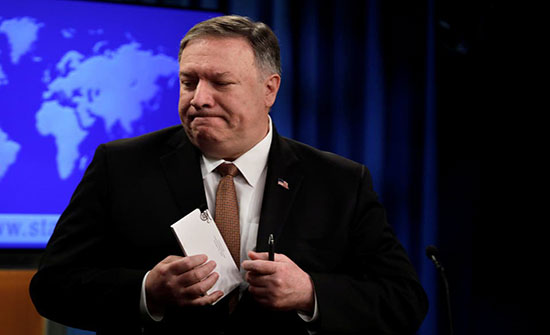 """أميركا: إيران تقوم بـ""""أنشطة نووية محتملة غير معلنة"""""""