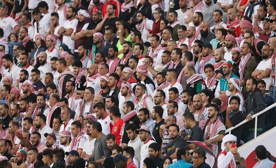 عودة الجماهير للدوري الأردني للمحترفين ابتداءً من الجولة الثامنة
