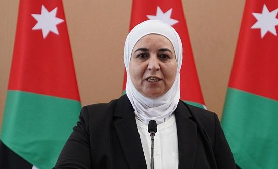 وزيرة تطوير القطاع العام تدعو للمشاركة بالانتخابات