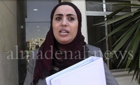 النائب وفاء بني مصطفى تصدر بيانا حول ظهروها بقناة اسرائيلية : مصيدة