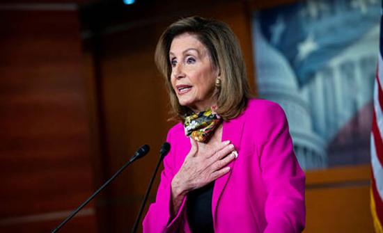 بيلوسي: على ثقة بأن الديمقراطيين سيحتفظون بالأكثرية في مجلس النواب
