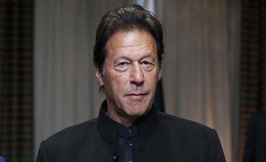 عمران خان: الشعب الباكستاني سيدعم الكشميريين حتى آخر رمق