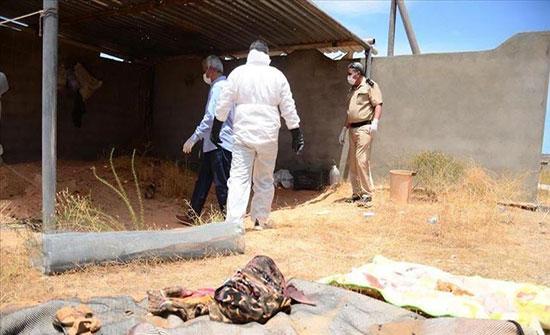 ليبيا.. اكتشاف 3 مقابر جماعية جديدة بترهونة ومحيطها