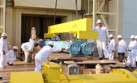 بحضور روسي.. إيران تنشئ المحطة النووية الثانية في بوشهر