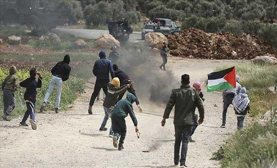 الضفة.. إصابة عشرات الفلسطينيين في مواجهات مع الجيش الإسرائيلي