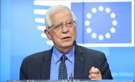 الاتحاد الأوروبي يدعو إلى حماية المدنيين في درعا السورية