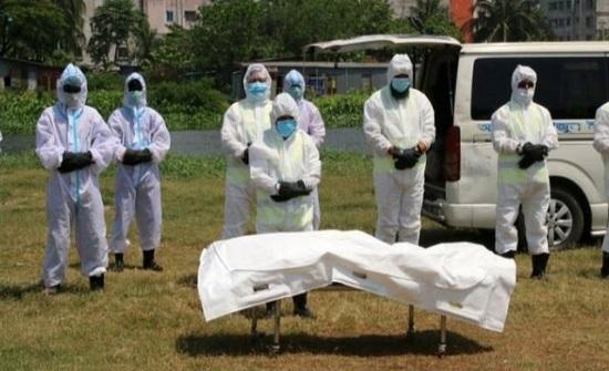 وفاة 8117 شخصا في الأردن جراء فيروس كورونا منذ بدء الجائحة