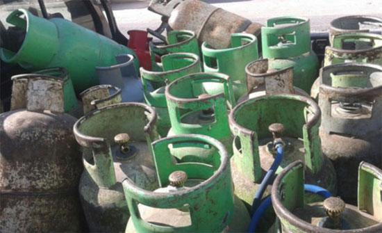 اعداد خارطة بمواقع مستودعات أسطوانات الغاز العاملة في المملكة