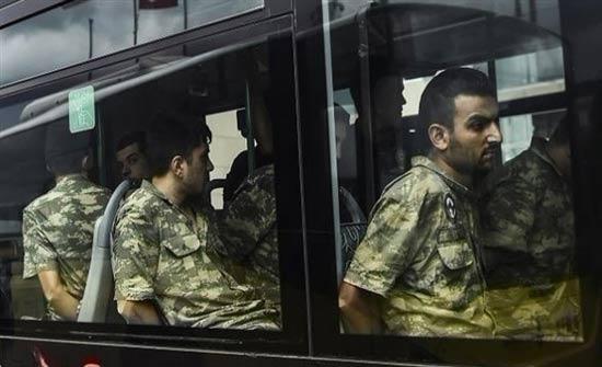 تركيا: المؤبد لعشرات الجنود المتهمين بالمشاركة في محاولة الانقلاب