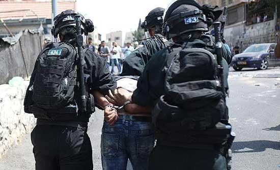 الجيش الإسرائيلي يعتقل طفلين فلسطينيين شمال رام الله