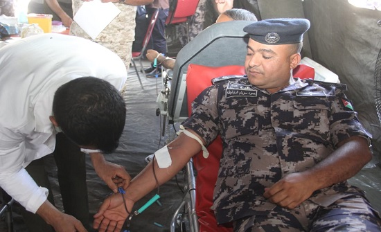 دفاع مدني إنقاذ وإسناد الجنوب ينظم حملة للتبرع بالدم
