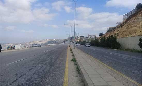 السلط: حملة لإزالة الأكشاك الموجودة على شارع الطريق الدائري