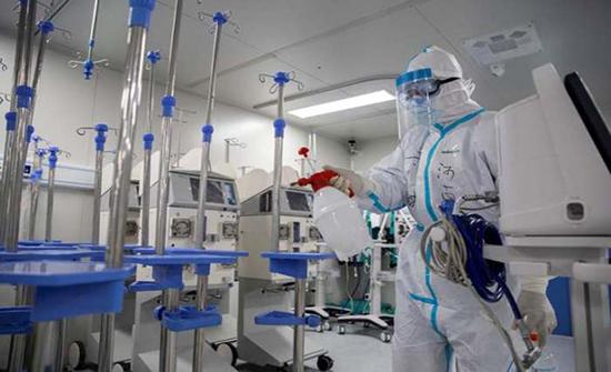 روسيا: 562 وفاة و 27000 إصابة جديدة بكورونا