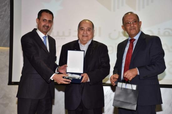 حفل تكريمي للمهندسين في الكويت