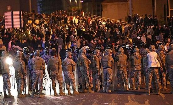 """النائب العام اللبناني يفتح تحقيقا في أحداث """"ليلة الرينغ"""""""