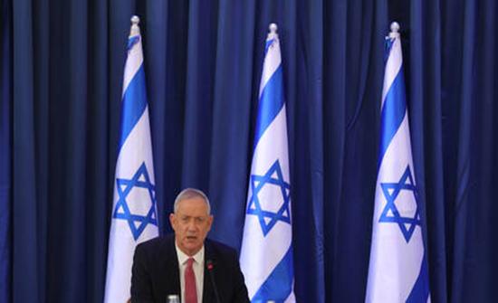 130 من كبار المسؤولين العسكريين الإسرائيليين يطالبون غانتس بالانسحاب من الانتخابات