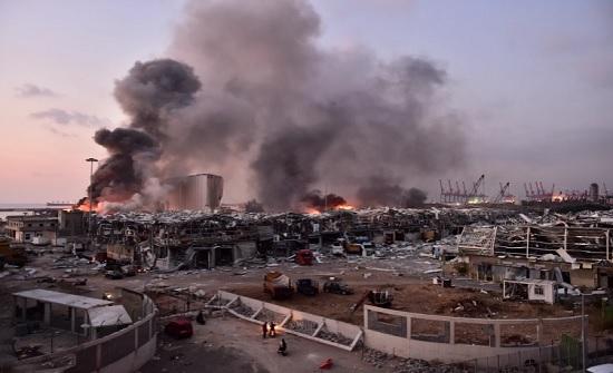 القضاء اللبناني يتسلم تحقيقات الأردن حول تفجير مرفأ بيروت