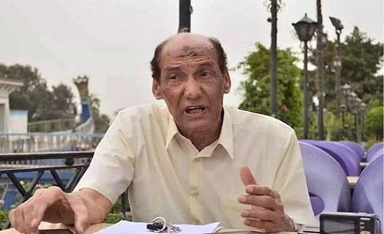 وفاة الفنان المصري محمد ريحان