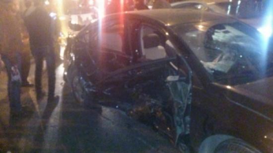 وفاة شخصين وإصابة ثلاثة آخرين اثر حادث تدهور في جرش