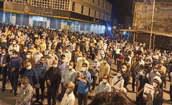 قطع للأنفاس.. إيران تعتقل جميع منظمي الاحتجاجات جنوباً