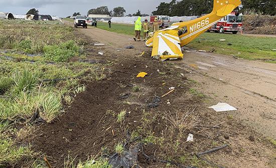 مقتل شخصين بتحطم طائرة في تنزانيا