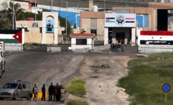 ممثلا الحكومة بإدارة شركة المنطقة الحرة الأردنية السورية يزوران مقرها في جابر السرحان