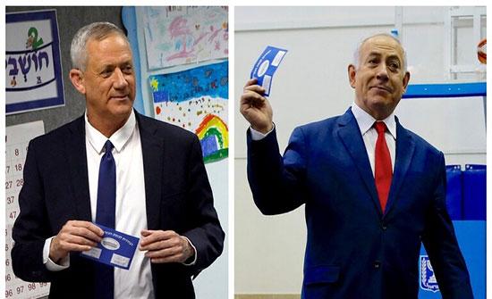 """بدء الاجتماع الثالث لوفدي """"الليكود"""" و""""أزرق أبيض"""" لتشكيل الحكومة"""