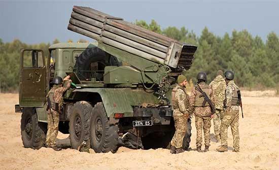 وزير الخارجية الأوكراني: الوضع على خط التماس في دونباس لا يزال متوترا