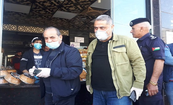 المصري : تحويل 100 مليون دينار للقطاع الصحي من اعمال بنية البلديات التحتية