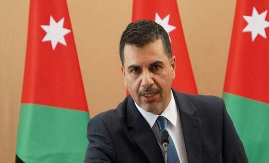 وزير المياه يبحث مع السفير القبرصي آفاق التعاون
