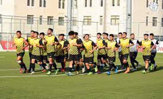 منتخب الشباب لكرة القدم يبدأ تحضيراته للاستحقاقات المقبلة