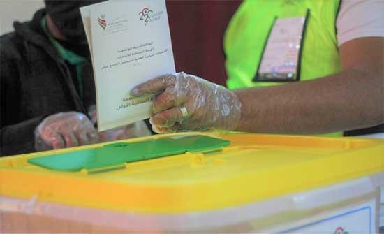 بني عامر : جدول الناخبين في الانتخابات القادمة مبني على مكان الإقامة