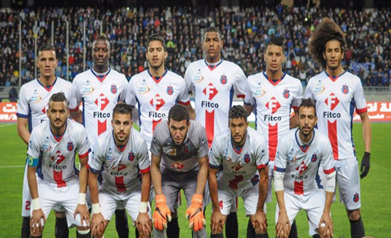 أولمبيك أسفي يخطف تعادلا ثمينا أمام الترجي في البطولة العربية