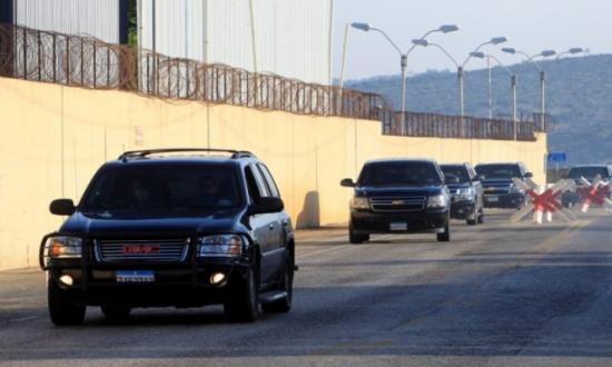 انطلاق ثالث جولات مفاوضات ترسيم الحدود بين لبنان وإسرائيل