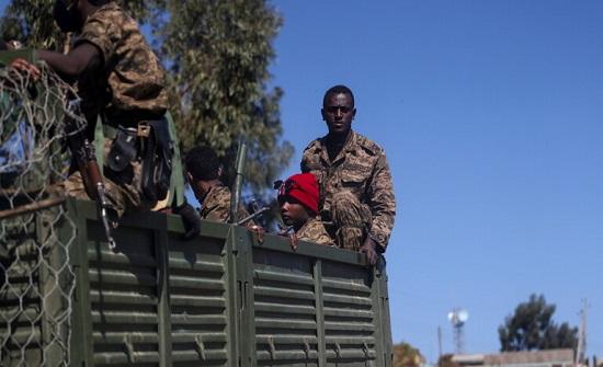 الحكام السابقون لإقليم تيغراي يعلنون عودة العاصمة ميكيلي بشكل كامل إلى سيطرتهم