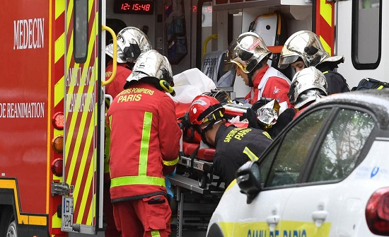 فرنسا.. النيابة العامة توجه إلى منفّذ هجوم باريس تهما إرهابية