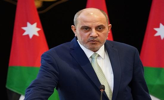 وزير العمل والسفير العراقي يبحثان العلاقات بين البلدين