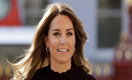 كيت ميدلتون تتلقى الجرعة الأولى من لقاح كورونا (صورة)