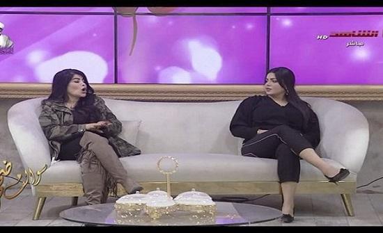 """مذيعة كويتية : أثناء الحمل توحمت على رائحة """" المجاري """""""
