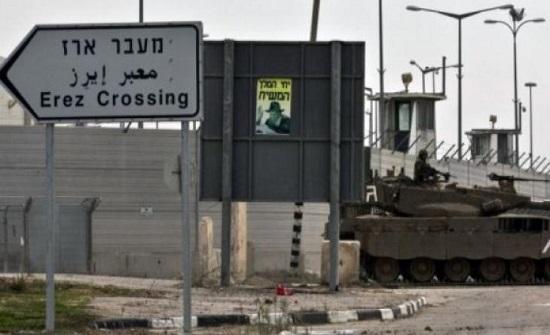 الاحتلال يغلق معبر بيت حانون