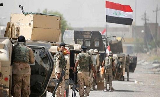 مقتل 2 وإصابة 3 من قوات الأمن العراقية بهجوم ارهابي