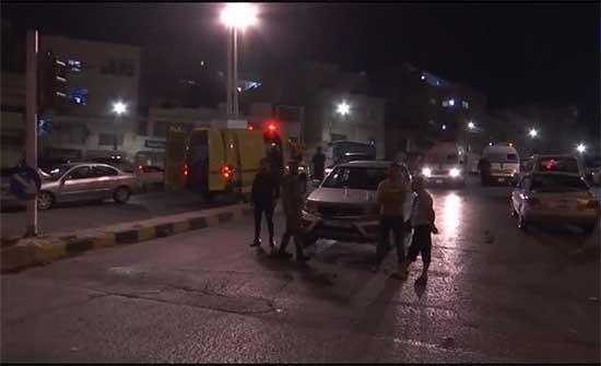 عمان : اخلاء عمارة مكونة من 4 طوابق آيلة للسقوط بسبب التصدعات